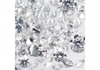 Natural Steel Melee Diamonds